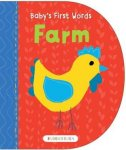{Baby's First Words: Farm: Bloomsbury}
