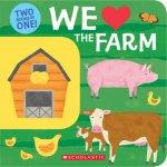 {We Love the Farm: Rachael Saunders}