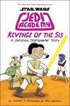 {Star Wars: Jedi Academy, Revenge of the Sis: Jarrett J. Krosoczka}