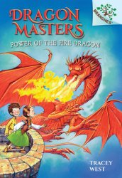 {Power of the Fire Dragon: Tracey West}