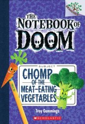 {Chomp of the Meat-Eating Vegetables: Troy Cummings}