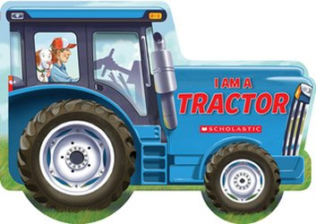 {I am a Tractor: Ace Landers}