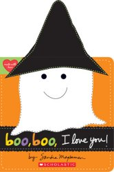 {Boo, Boo, I Love You!: Sandra Magsamen}