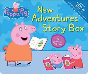 {New Adventures Story Box: Scholastic Inc}