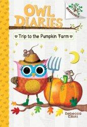 {The Trip to the Pumpkin Farm: Rebecca Elliott}