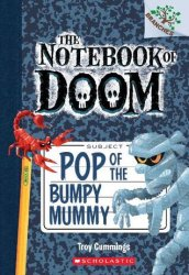 {Pop of the Bumpy Mummy: Troy Cummings}