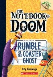 {Rumble of the Coaster Ghost: Troy Cummings}