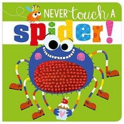 {Never Touch a Spider: Rosie Greening}