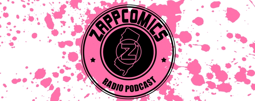ZAPP COMICS RADIO PODCAST