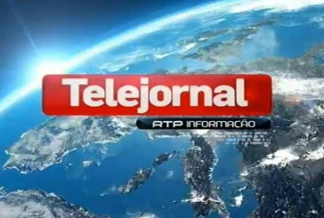 """""""Telejornal"""" lidera nos informativos e """"Jornal das 8"""" cai para terceiro"""