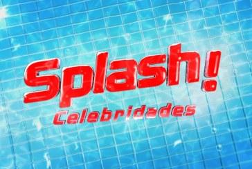"""Novos concorrentes do """"Splash!"""" falam acerca do desafio que aí vem"""