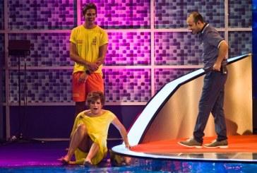 """Júlia Pinheiro vai mesmo saltar na final do """"Splash! Celebridades"""""""