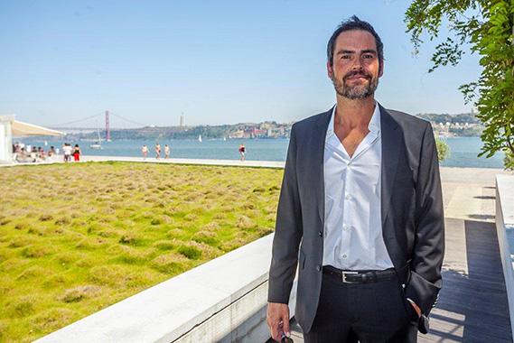 Filipe Duarte está de regresso à ficção da TVI