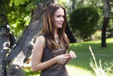 """Depois de ter protagonizado """"Belmonte"""", Graziella Schmitt está de volta às novelas"""