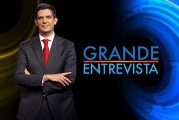 """""""Grande Entrevista"""" recebe primeiro candidato oficial a Presidente da República"""