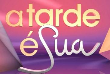 """Veja como foi a estreia da nova apresentadora do """"A Tarde é Sua"""" da TVI [vídeo]"""