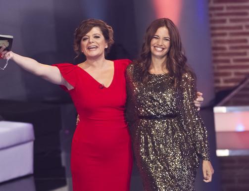 Júlia Pinheiro e Bárbara Guimarães
