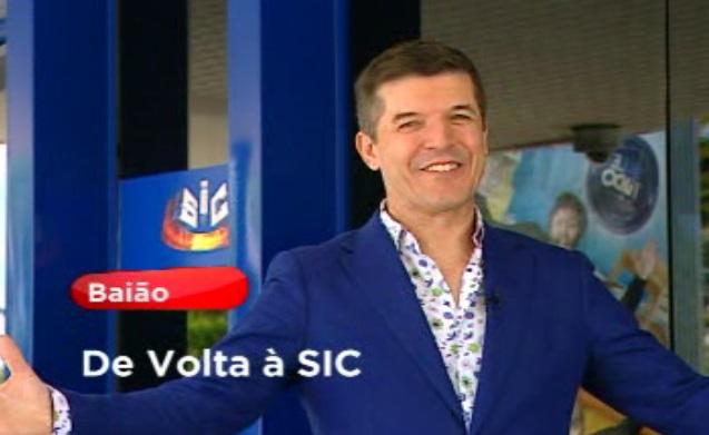 João Baião contraria ordens da SIC