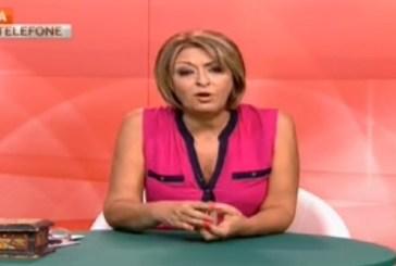 Frente a frente: Em palco e em direto, Maya 'ameaça' Cristina Ferreira... e tem resposta! [vídeo]