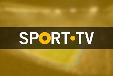 'Sporting - Tondela': SportTV transmite partida em direto e exclusivo