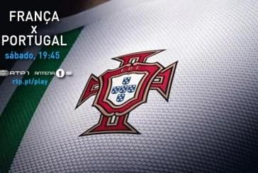 Derrota de Portugal frente a França vista por mais de dois milhões e meio de telespectadores