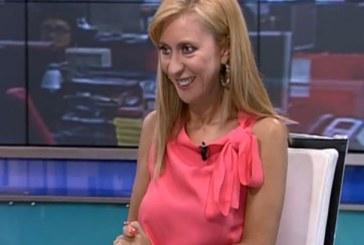 Judite Sousa envolvida em momento insólito na TVI24 [vídeo]