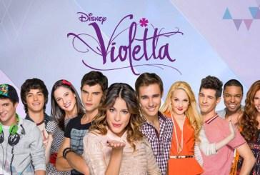 "Estreia de ""Violetta"" destrona ""Inspector Max"""