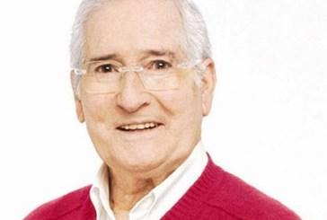 Camilo de Oliveira termina carreira de ator