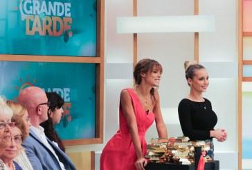 """""""Grande Tarde"""": Andreia Rodrigues e Luciana Abreu «não se entendem»"""