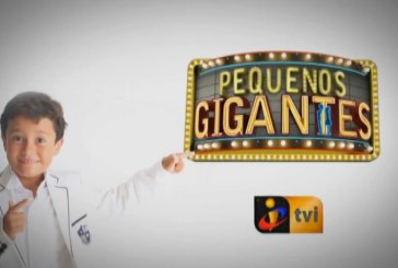 "TVI define professores de ""Pequenos Gigantes"""