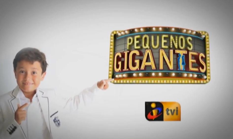 """Janeiro pode marcar o regresso de """"Pequenos Gigantes"""" à TVI"""