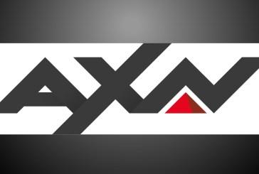 O AXN lançou uma nova imagem e prepara várias estreias