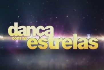 """""""Dança Com as Estrelas"""" ascende ao segundo lugar do Top de audiências"""