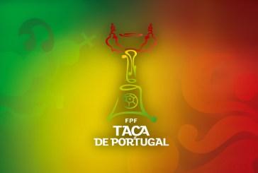 """'Vizela x Benfica' na """"Taça de Portugal"""" dá a liderança à RTP1"""