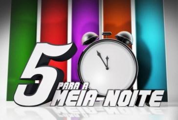 Último '5' de Filomena Cautela abre... com primeiro '5' da apresentadora [vídeo]