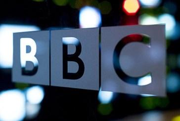 BBC filma no mar dos Açores