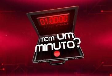 """""""Tem Um Minuto?"""" estreia este sábado com Vila Nova de Milfontes como cenário"""