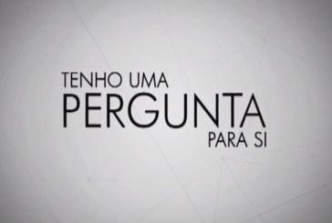"""""""Tenho Uma Pergunta Para Si"""", com António Costa, dá liderança à TVI"""