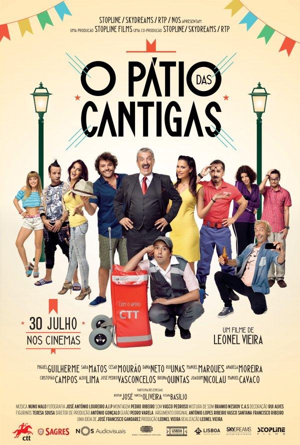 """""""O Pátio das Cantigas"""" vai chegar à RTP1 em mini-série"""