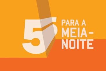 """Salvador Martinha está esta noite no """"5 Para a Meia-noite"""""""