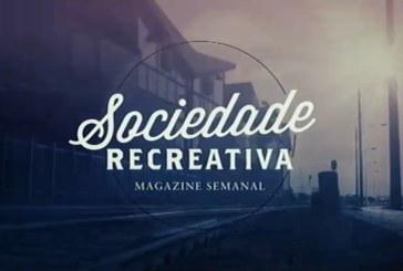 """Mariana Monteiro é a convidada do """"Sociedade Recreativa"""""""