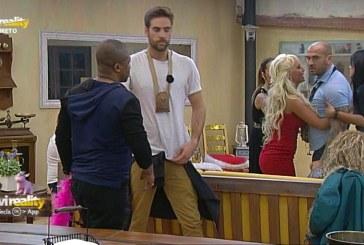 """""""A Quinta: O Desafio"""": Larama e Bruno quase se agridem em direto [vídeo]"""