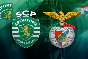 'Sporting - Benfica': SportTV transmite em direto o 'jogo do título'