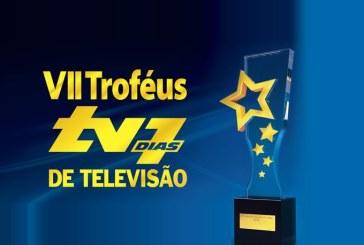 """Conheça os nomeados dos """"VII Troféus Televisão TV7Dias"""""""