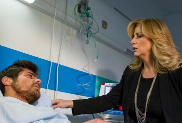 """""""A Única Mulher"""": Operação de risco devolve a memória a Luís Miguel. Sabia como vai ser"""