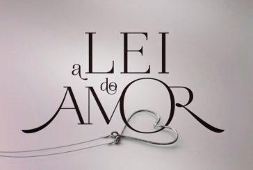 """""""A Lei do Amor"""" volta a superar a casa dos 5 pontos de rating"""