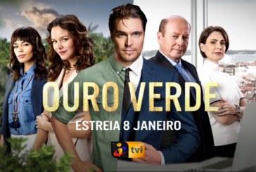 """""""Ouro Verde"""": Já há 'promo' de história da nova novela da TVI [vídeo]"""