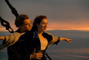 """""""Titanic"""" navega de novo pela liderança absoluta das audiências"""
