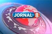"""Em alta, """"Jornal das 8"""" foi o programa mais visto de ontem"""