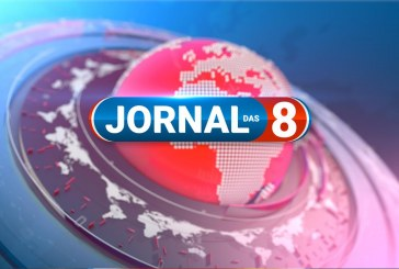 """""""Jornal das 8"""" garante mais uma liderança do top de audiências"""